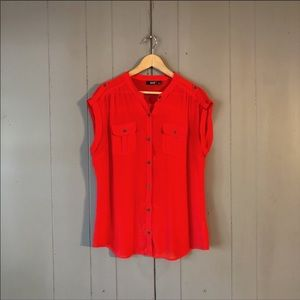 A.n.a red button top